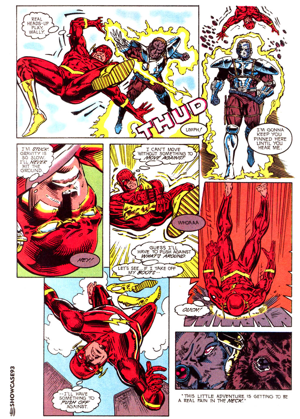 Read online Showcase '93 comic -  Issue #3 - 35