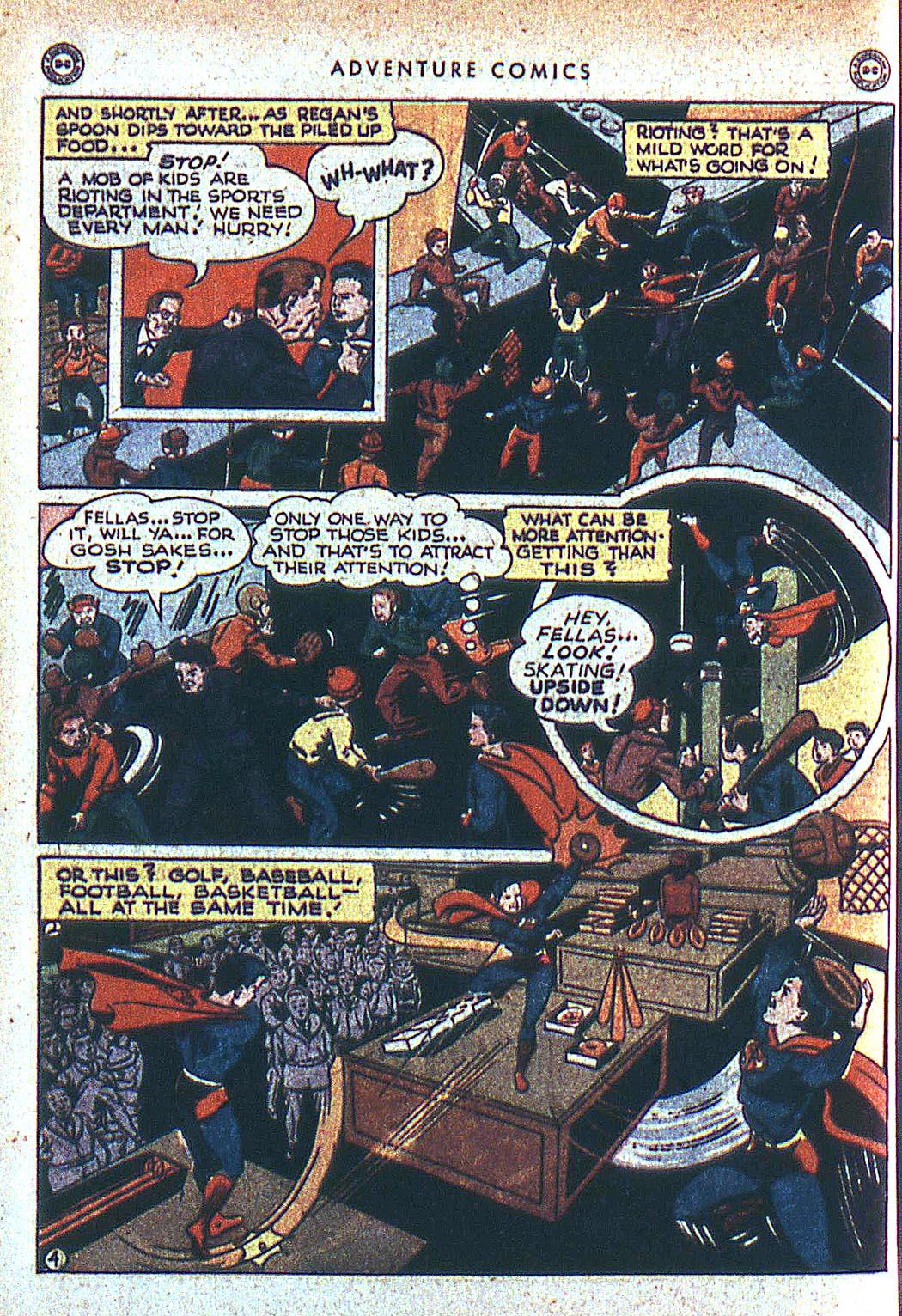 Read online Adventure Comics (1938) comic -  Issue #125 - 7