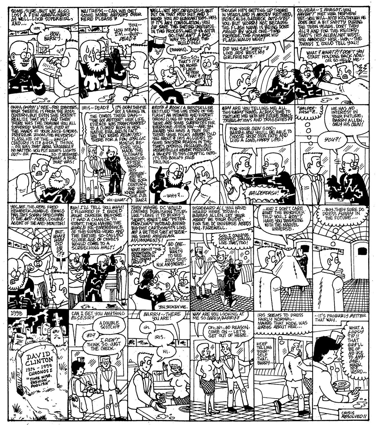 Read online The Nearly Complete Essential Hembeck Archives Omnibus comic -  Issue # TPB (Part 7) - 70