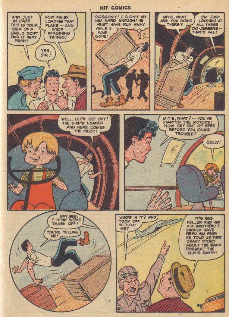 Read online Hit Comics comic -  Issue #45 - 39