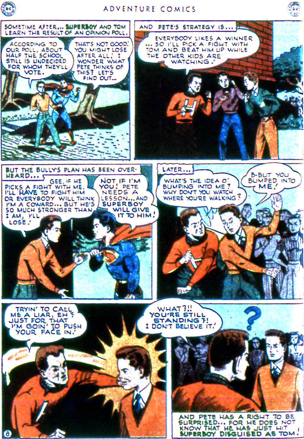 Read online Adventure Comics (1938) comic -  Issue #123 - 10