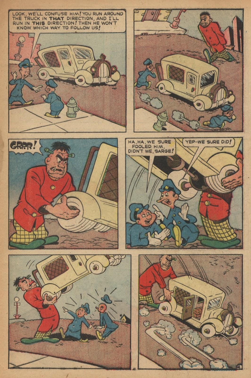 Read online Gay Comics comic -  Issue #23 - 47