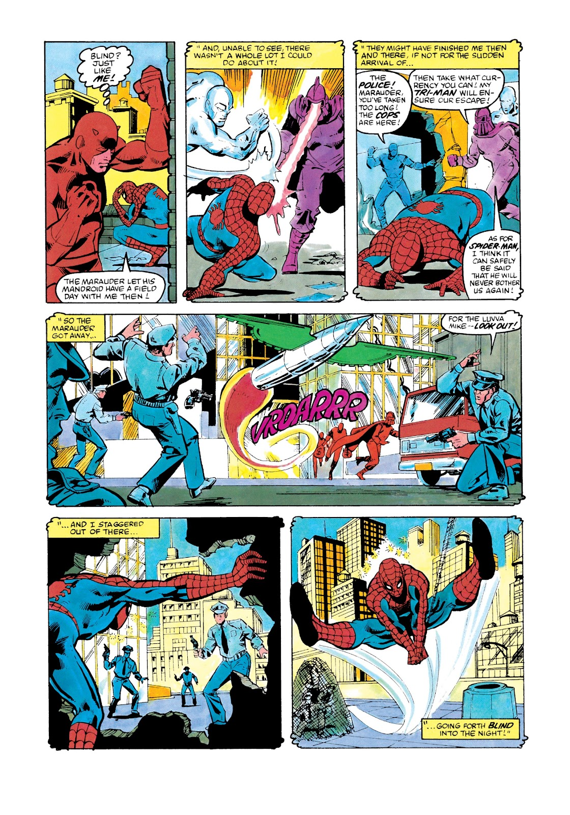 Read online Marvel Masterworks: The Spectacular Spider-Man comic -  Issue # TPB 2 (Part 3) - 110