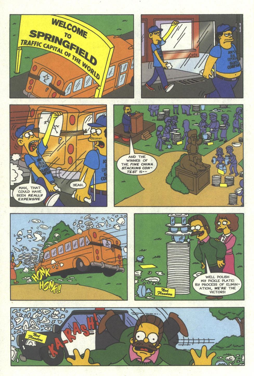 Read online Simpsons Comics comic -  Issue #26 - 15