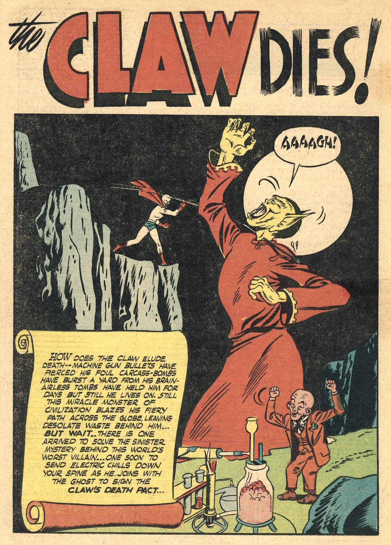 Daredevil (1941) issue 16 - Page 32