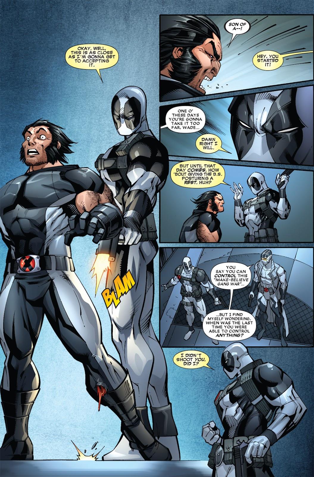 Read online Deadpool (2008) comic -  Issue #51 - 15