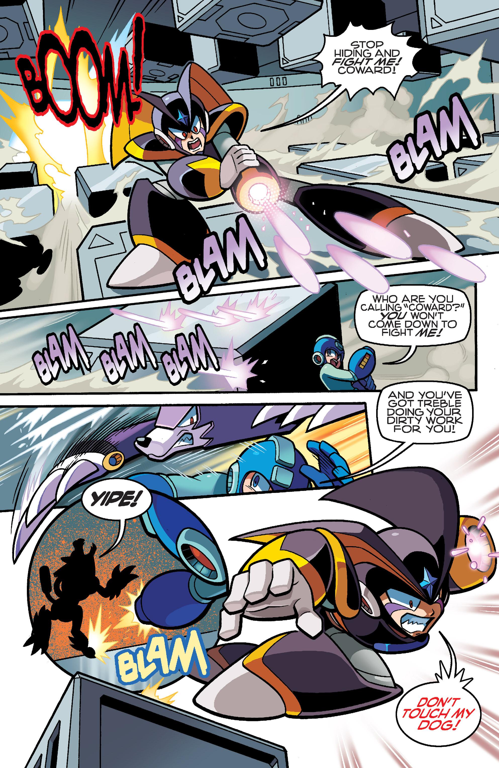 Read online Sonic Mega Man Worlds Collide comic -  Issue # Vol 3 - 77