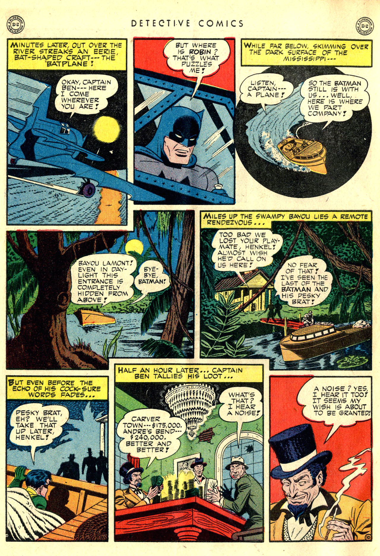 Read online Detective Comics (1937) comic -  Issue #90 - 12