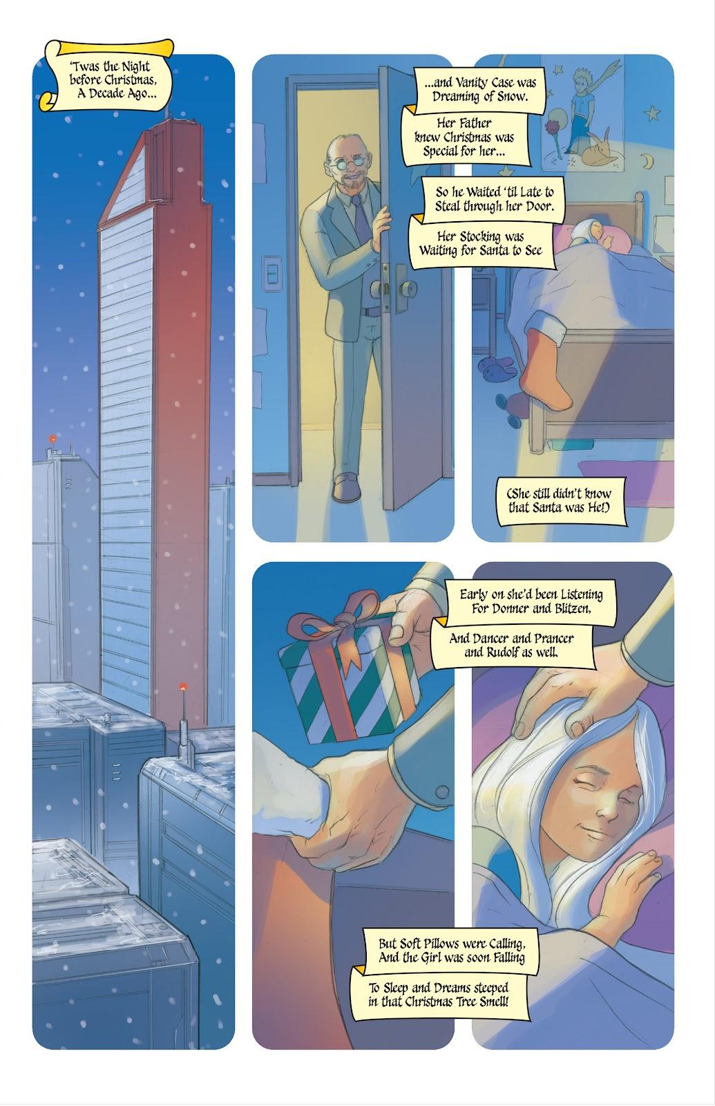 Read online Elephantmen 2261 Season Two: The Pentalion Job comic -  Issue # TPB - 96