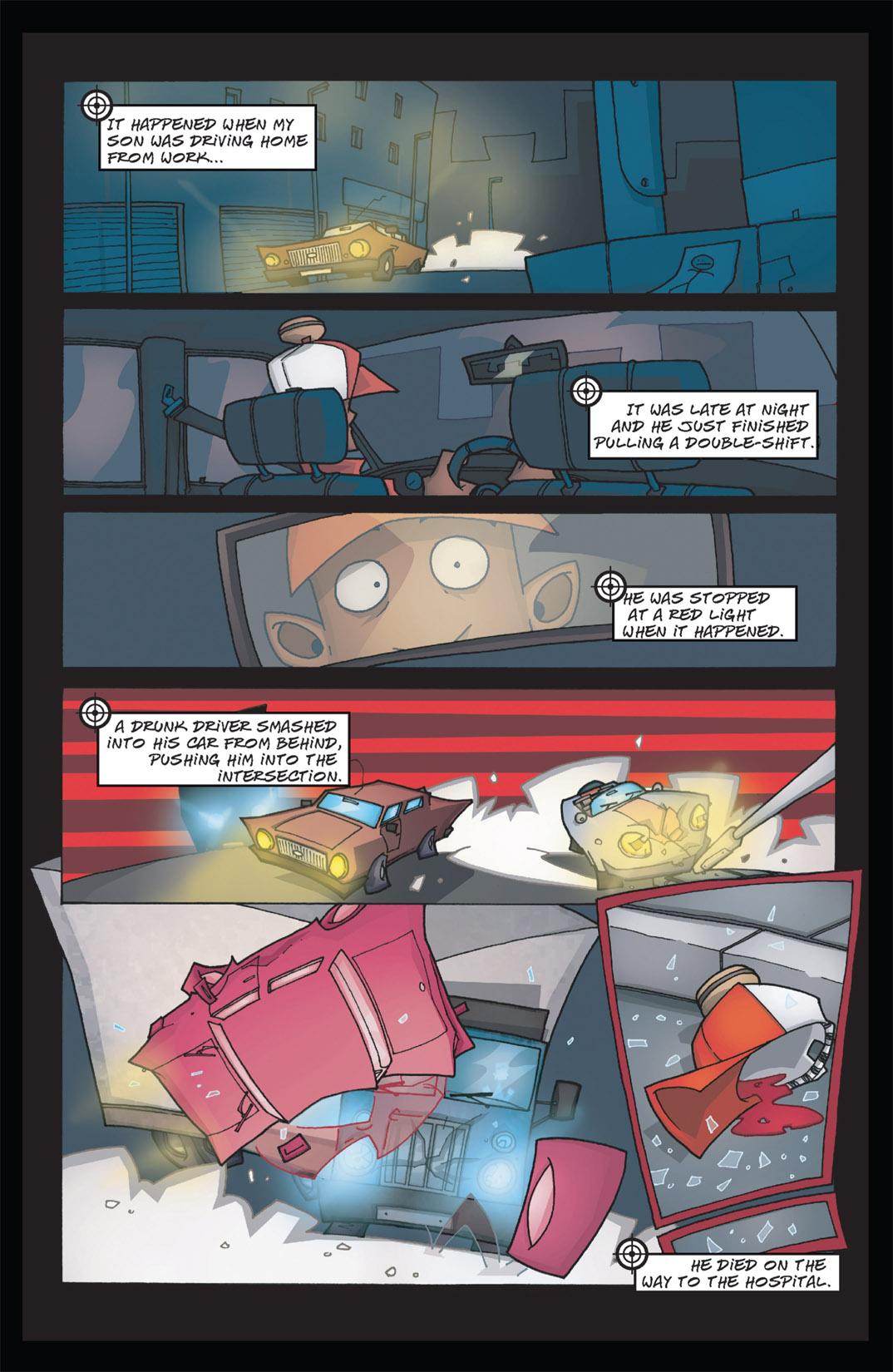 Read online Nightmare World comic -  Issue # Vol. 1 Thirteen Tales of Terror - 112