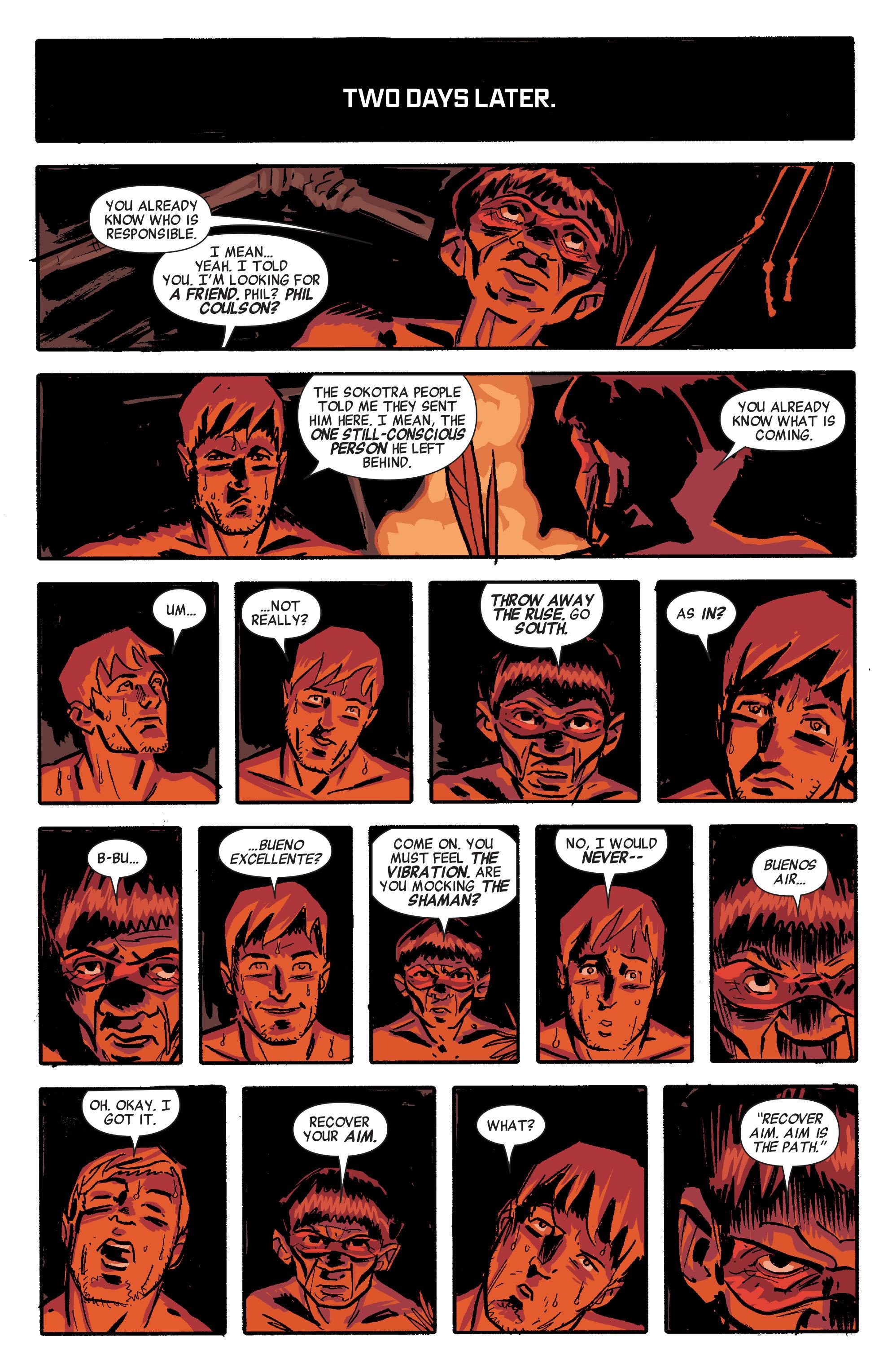 Read online Secret Avengers (2014) comic -  Issue #6 - 20