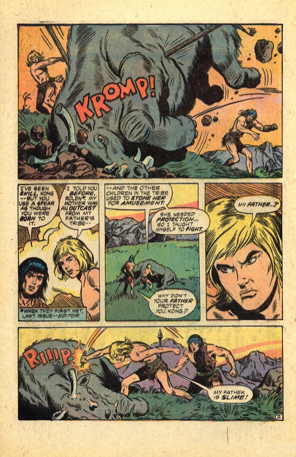 Kong the Untamed issue 5 - Page 19