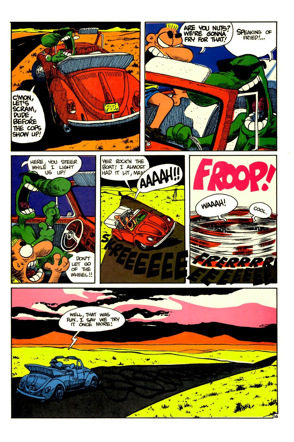 Ralph Snart Adventures (1988) issue 4 - Page 19