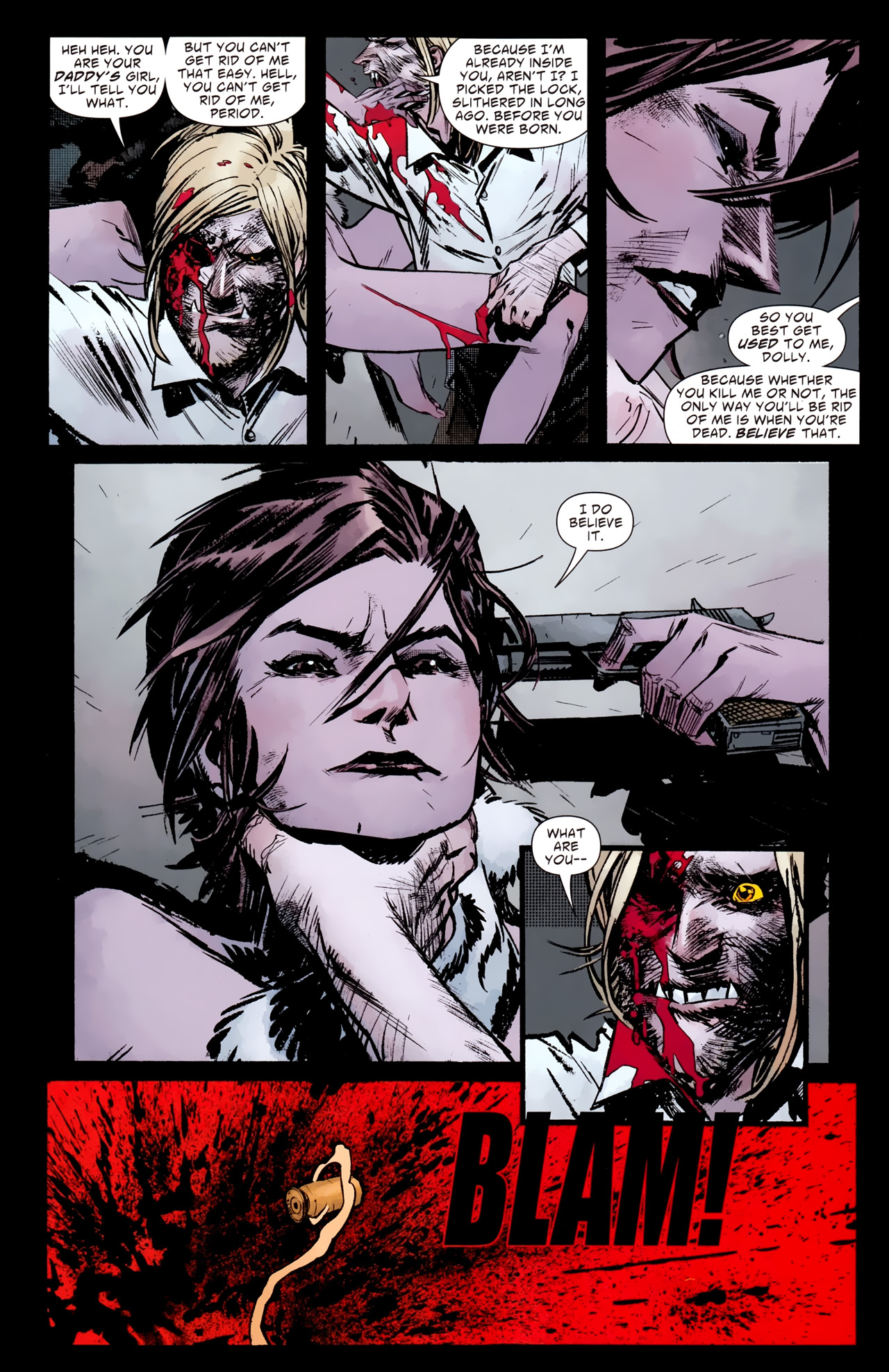 Read online American Vampire: Survival of the Fittest comic -  Issue #2 - 5