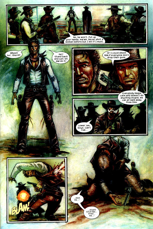 Read online Apache Skies comic -  Issue #1 - 22