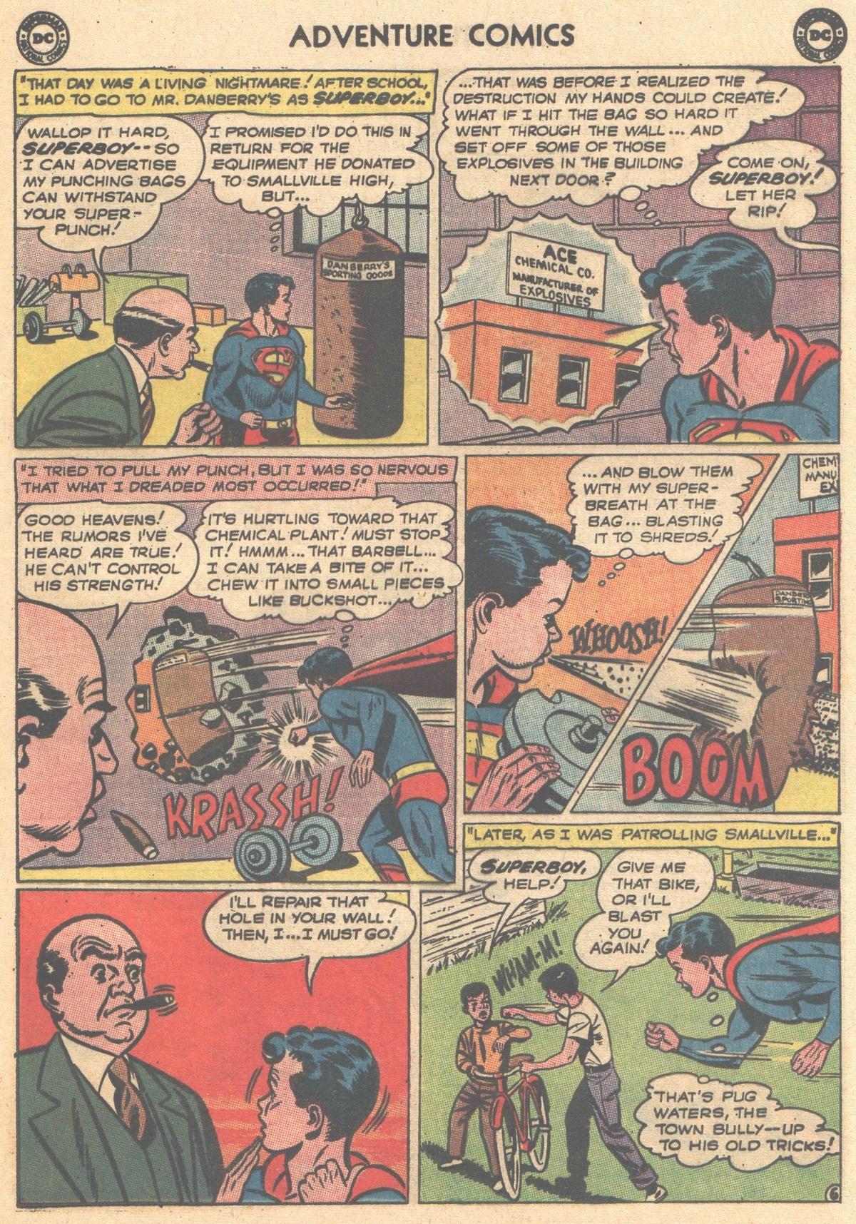 Read online Adventure Comics (1938) comic -  Issue #325 - 29