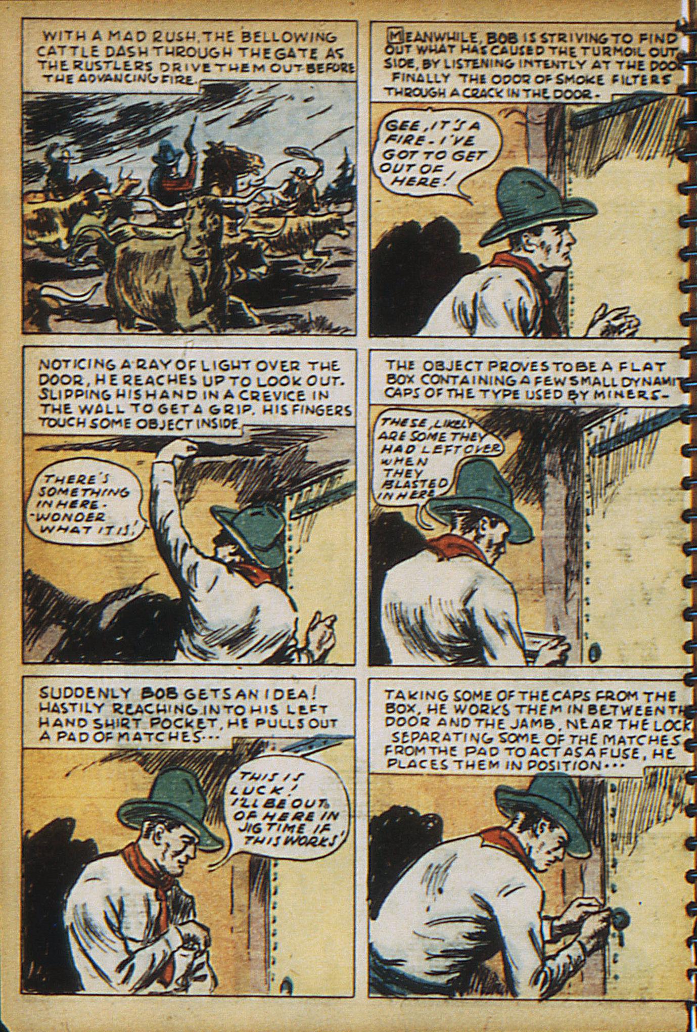 Read online Adventure Comics (1938) comic -  Issue #18 - 5