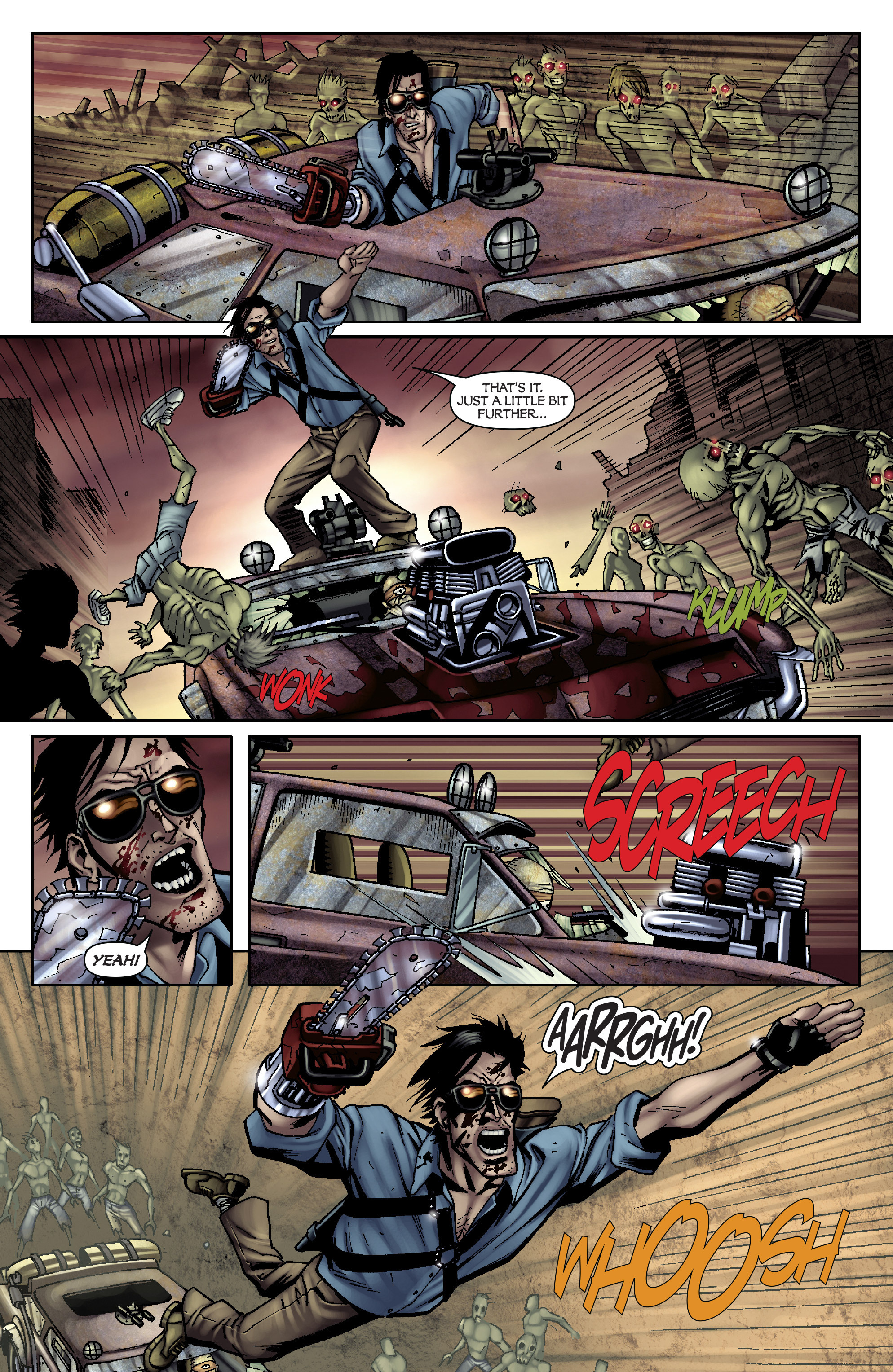 Read online Army of Darkness: From the Ashes comic -  Issue #Army of Darkness: From the Ashes TPB - 50