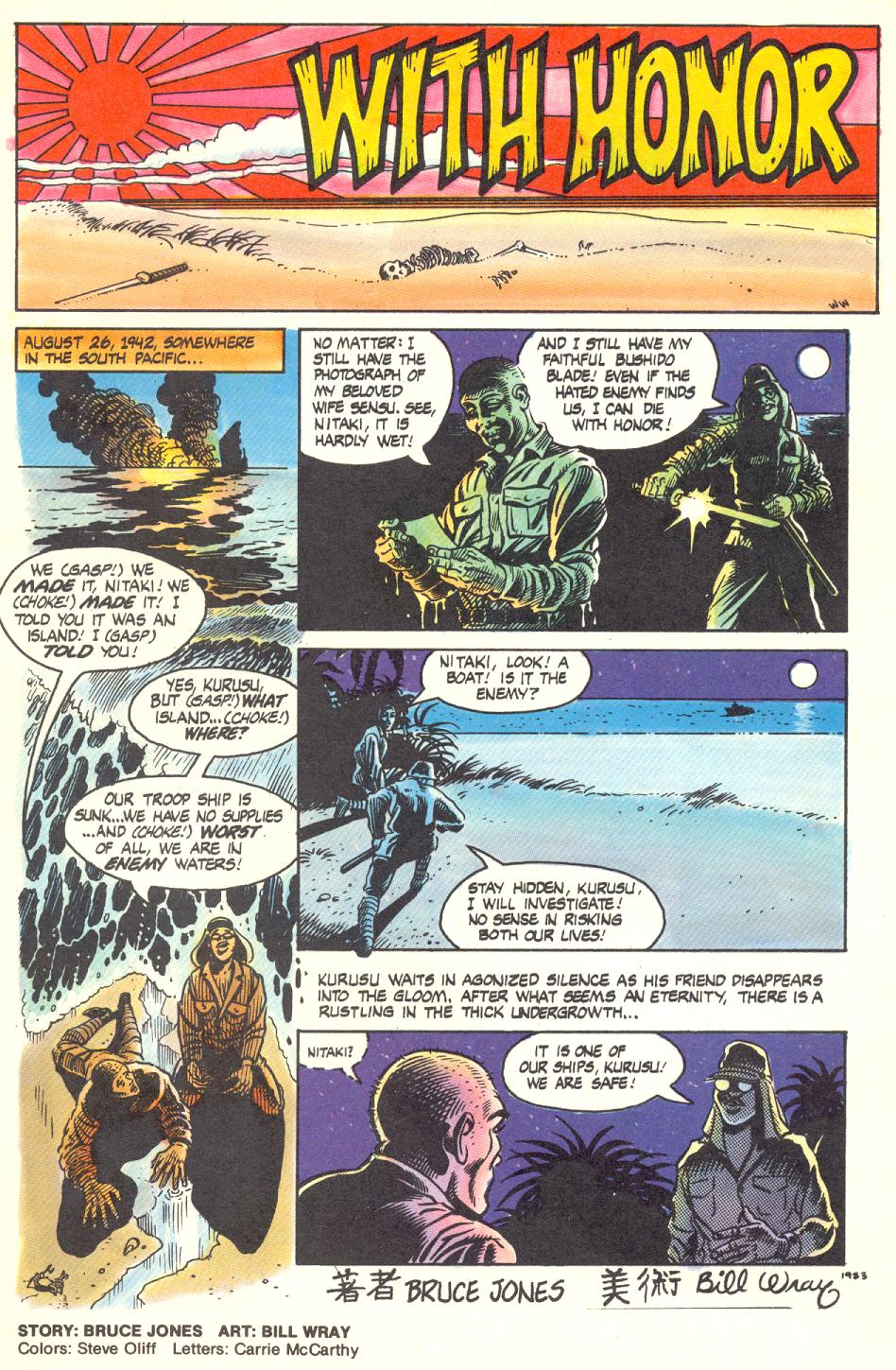 Read online Twisted Tales (1982) comic -  Issue #3 - 18