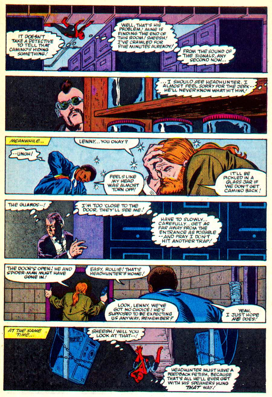 Web of Spider-Man (1985) Issue #27 #37 - English 14