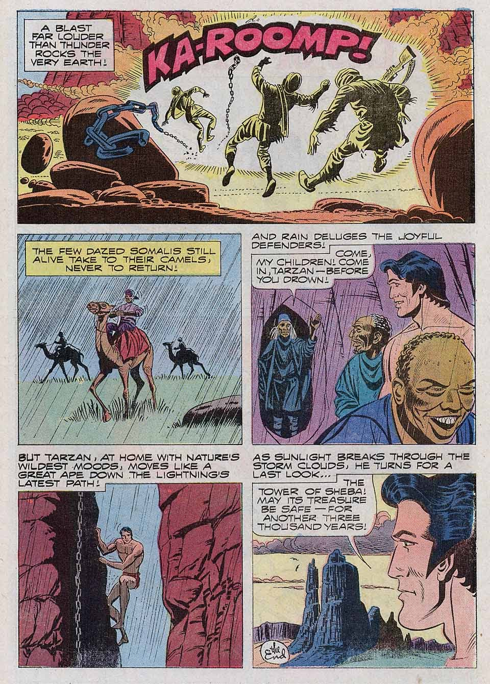 Tarzan (1962) issue 204 - Page 27