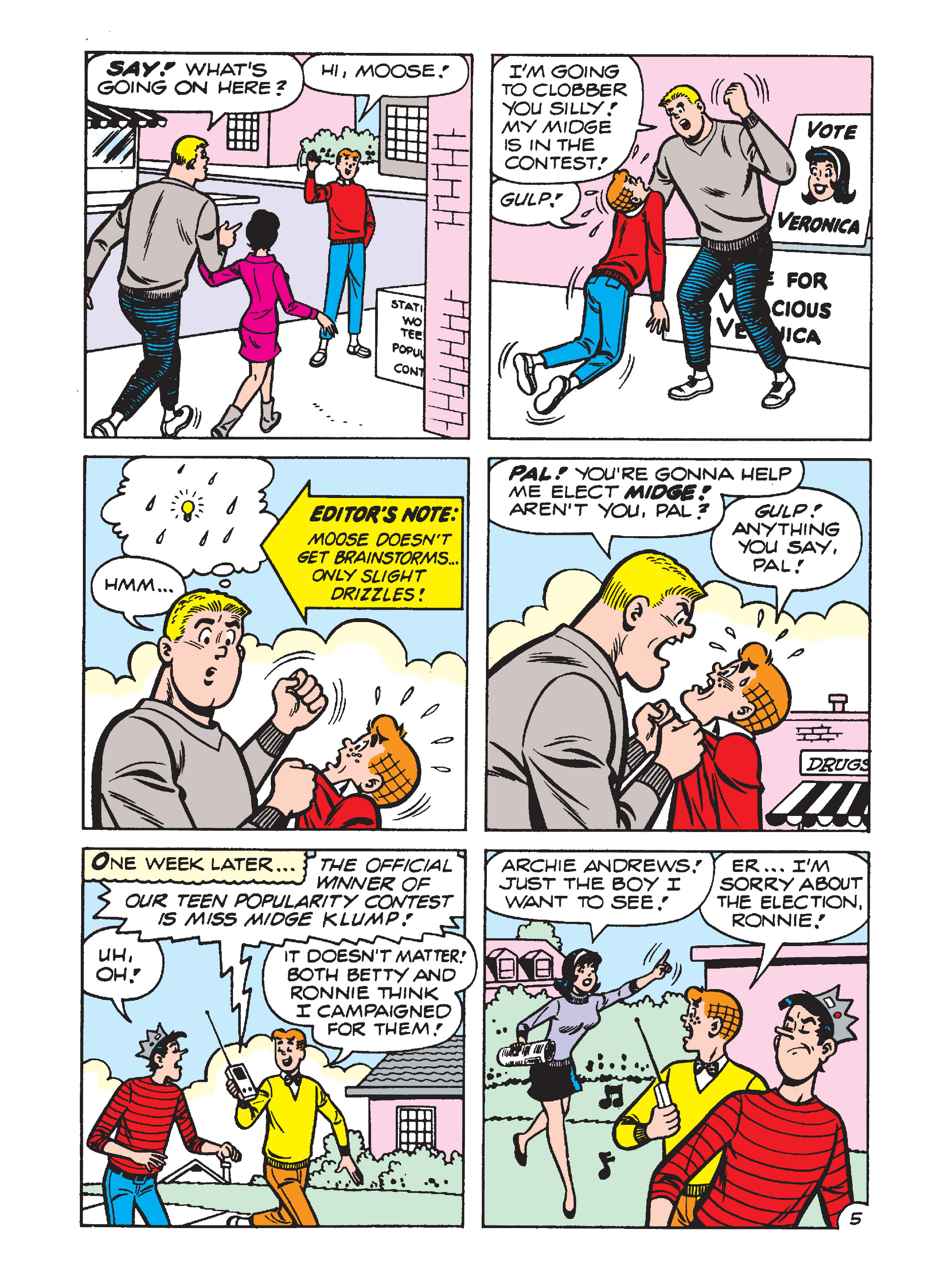 Read online Archie 1000 Page Comics Bonanza comic -  Issue #2 (Part 2) - 13