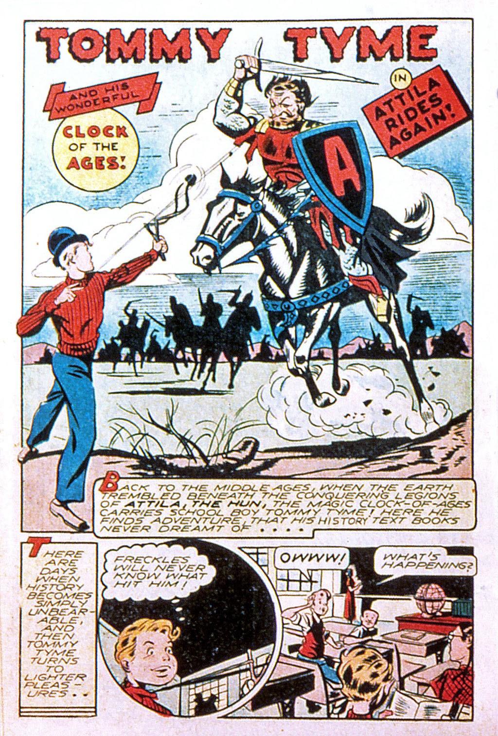Read online Mystic Comics (1944) comic -  Issue #2 - 36
