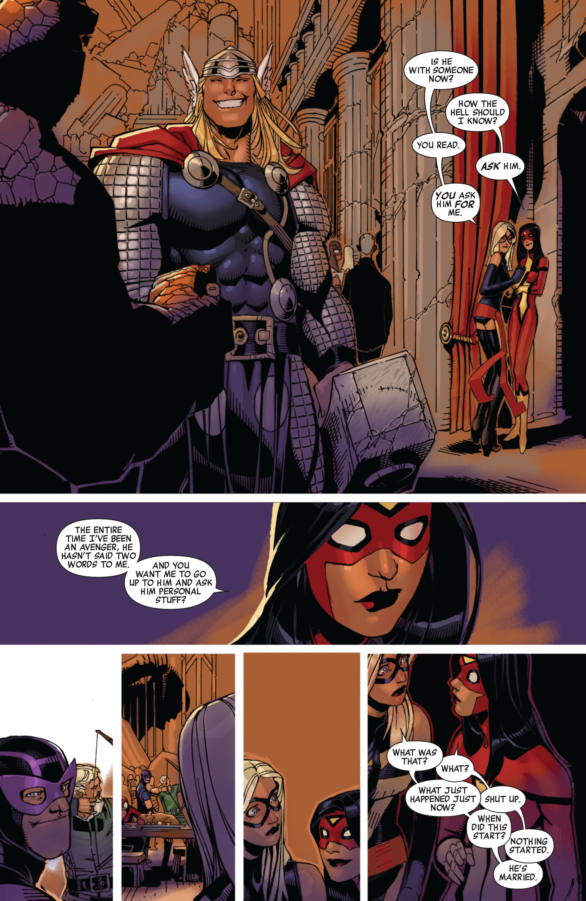 Read online Avengers (2010) comic -  Issue #13 - 14