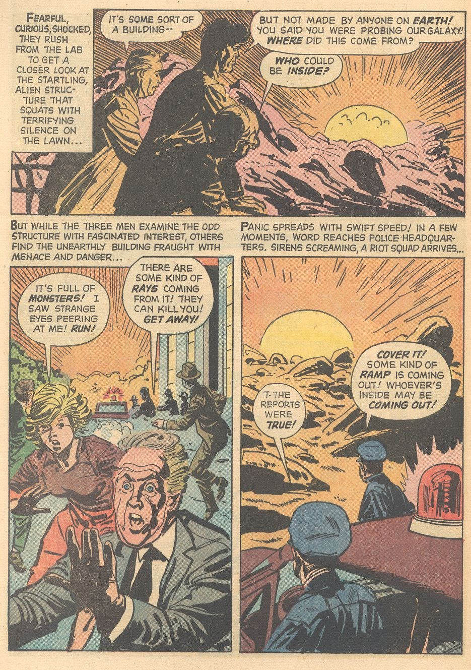 The Outer Limits issue 1 - Page 12