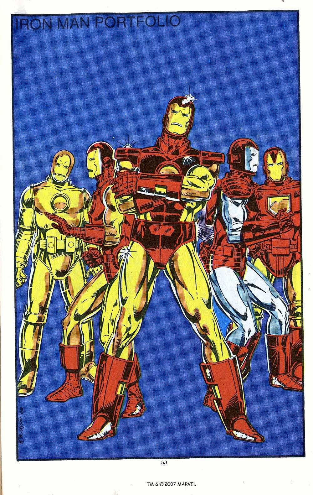Iron Man Annual issue 10 - Page 55