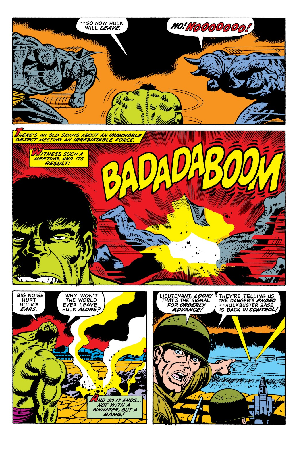 Read online Marvel Masterworks: The Incredible Hulk comic -  Issue # TPB 10 (Part 1) - 26