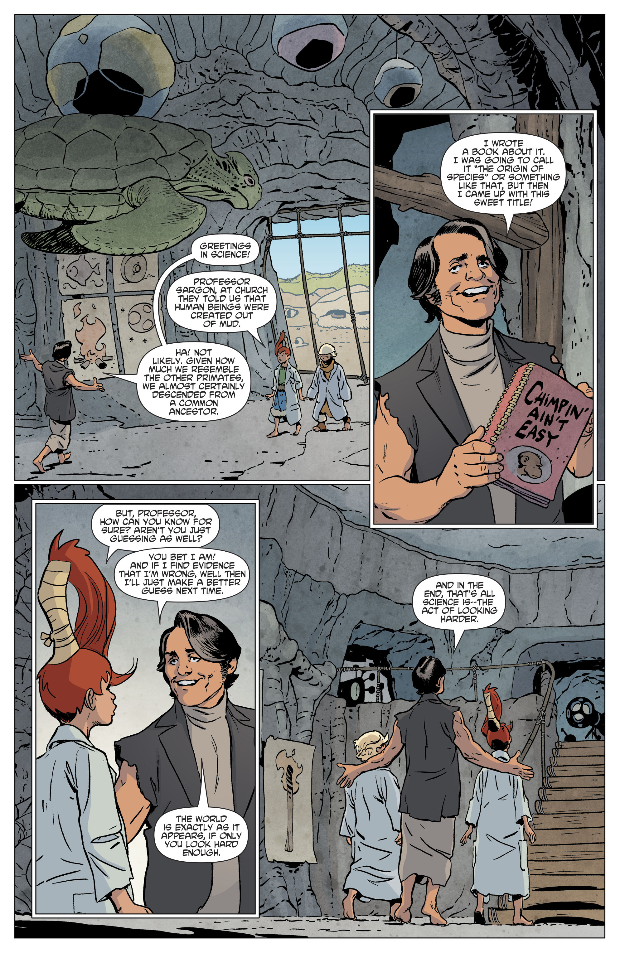 Read online The Flintstones comic -  Issue #12 - 12