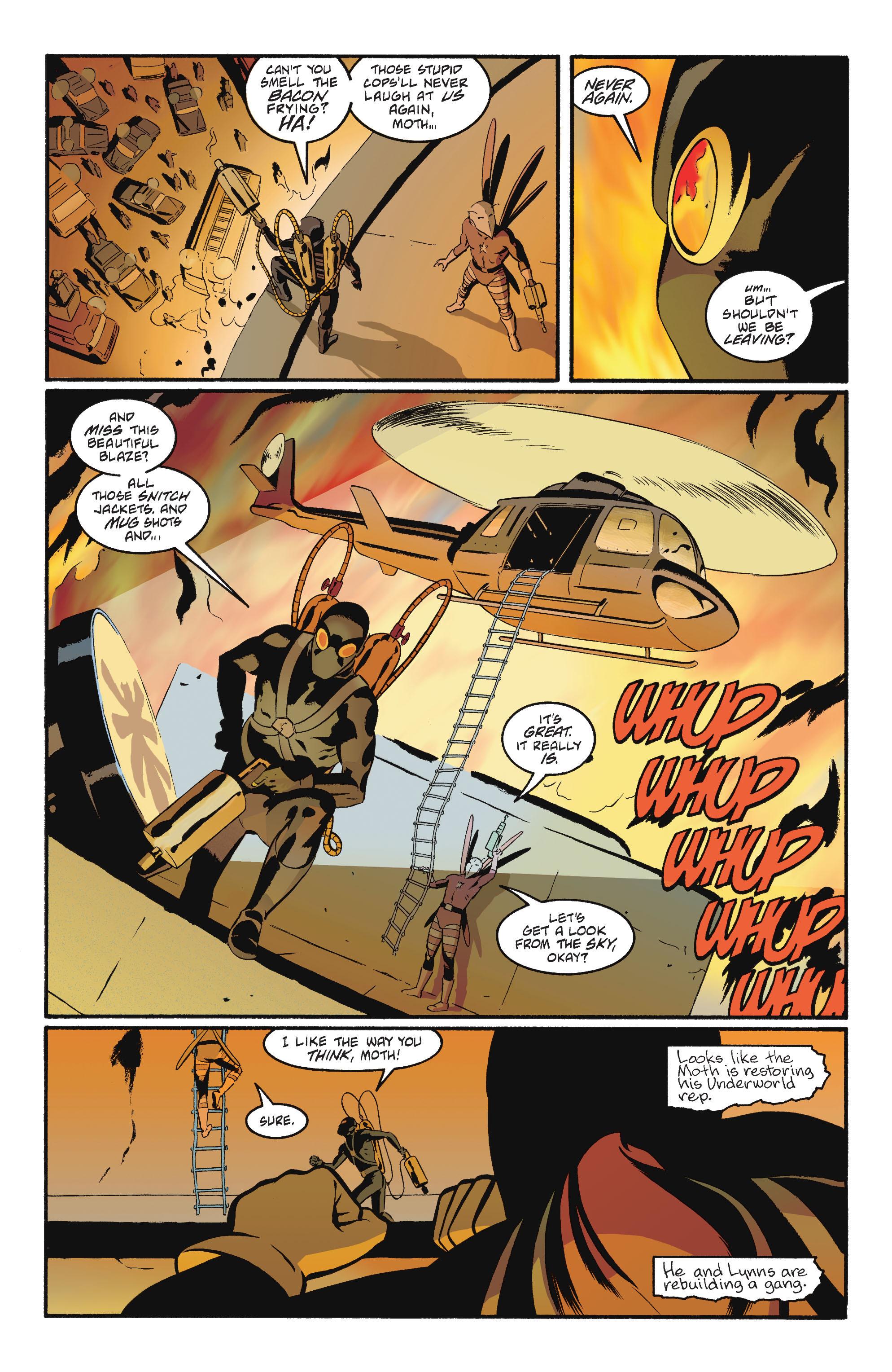 Read online Batgirl/Robin: Year One comic -  Issue # TPB 2 - 178