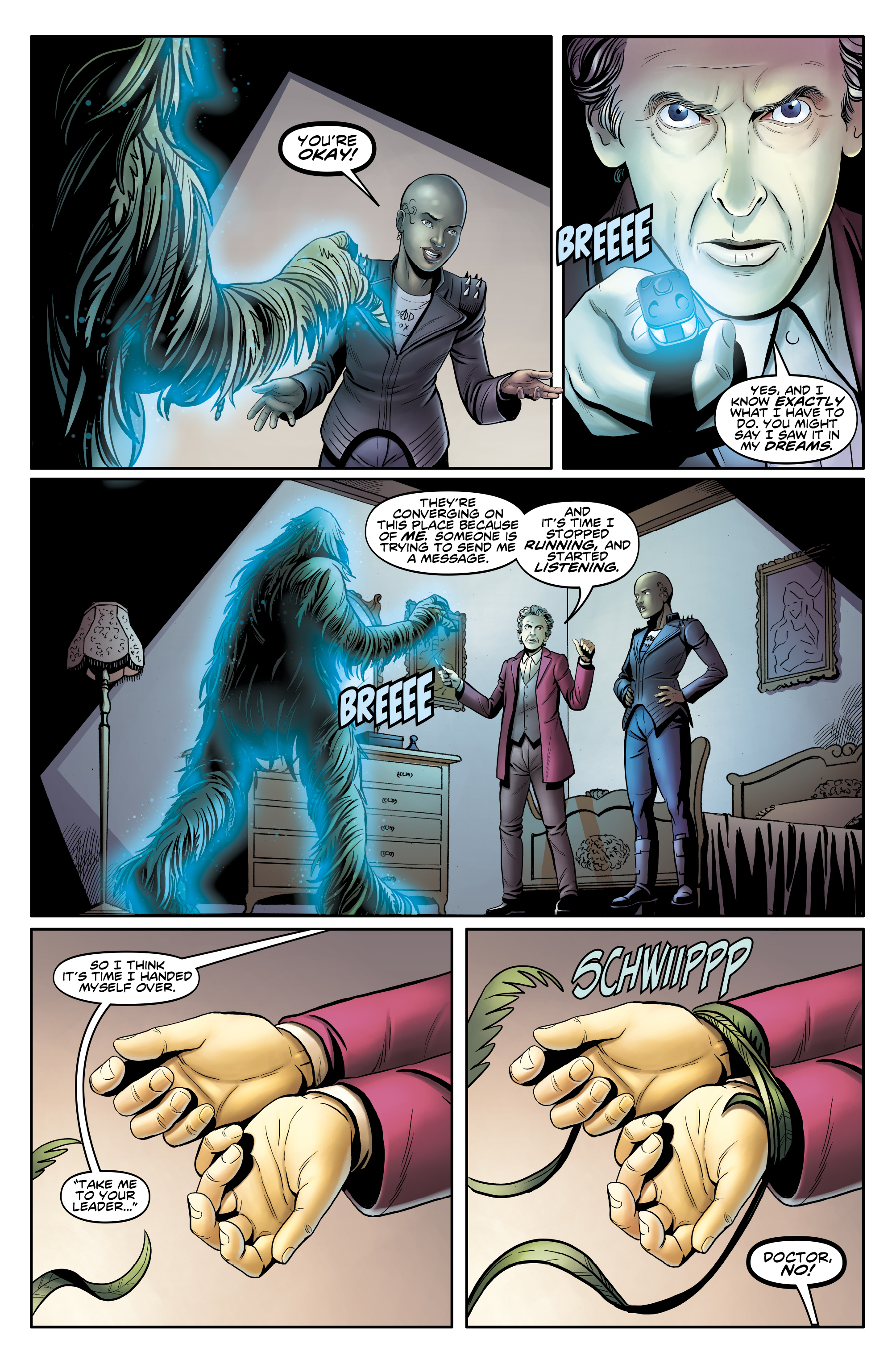 Read online Doctor Who: The Twelfth Doctor Year Three comic -  Issue #3 - 24