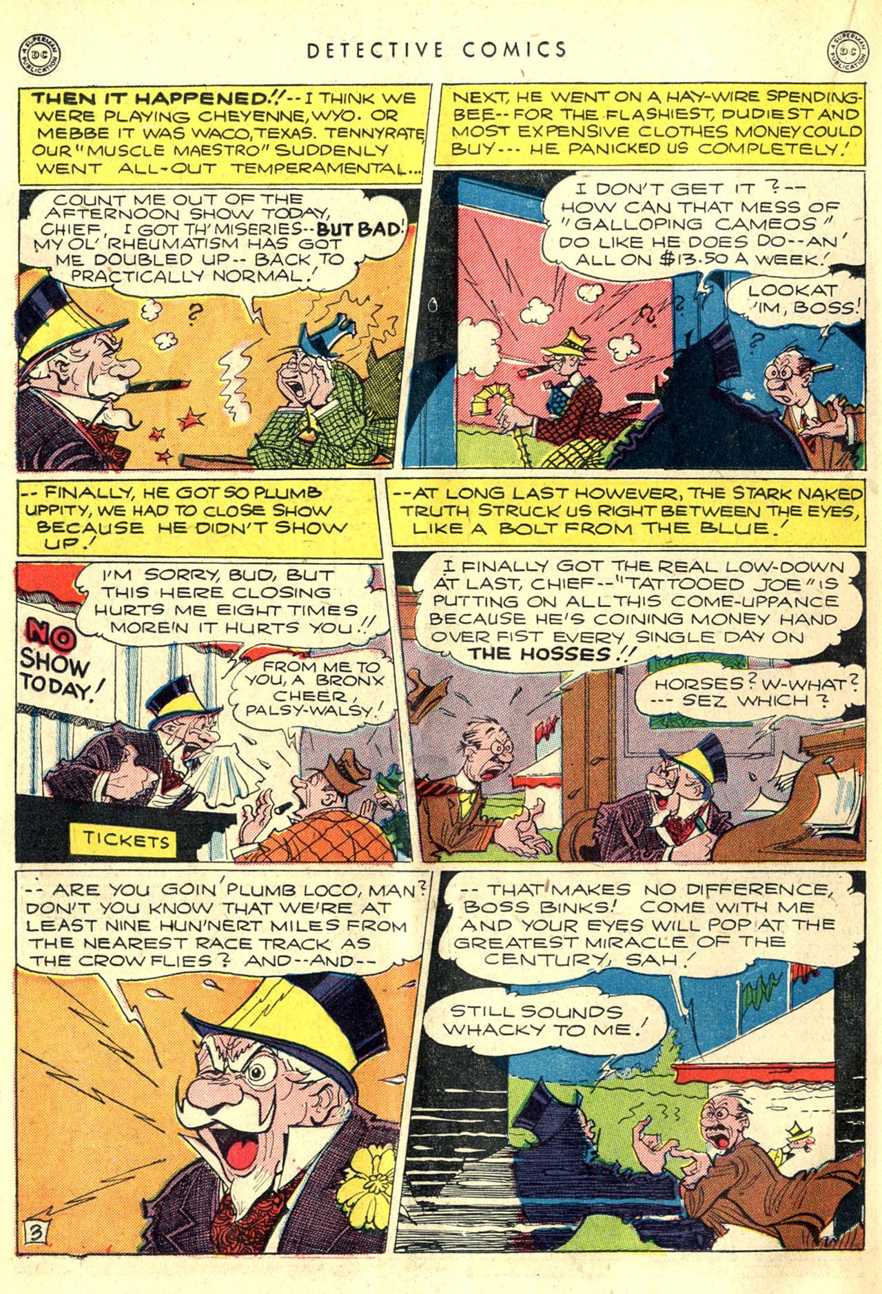 Read online Detective Comics (1937) comic -  Issue #90 - 30