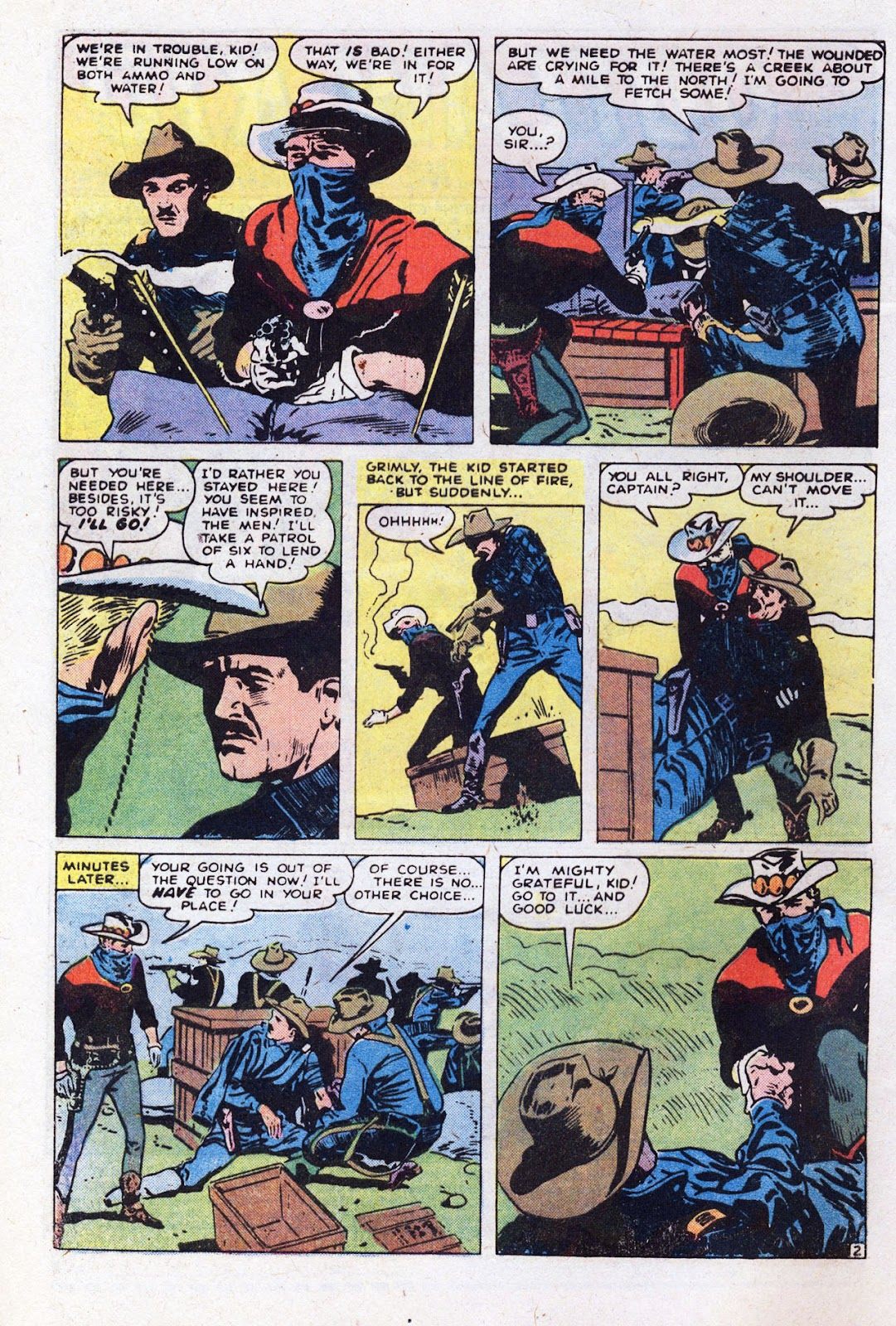 The Outlaw Kid (1970) issue 22 - Page 4