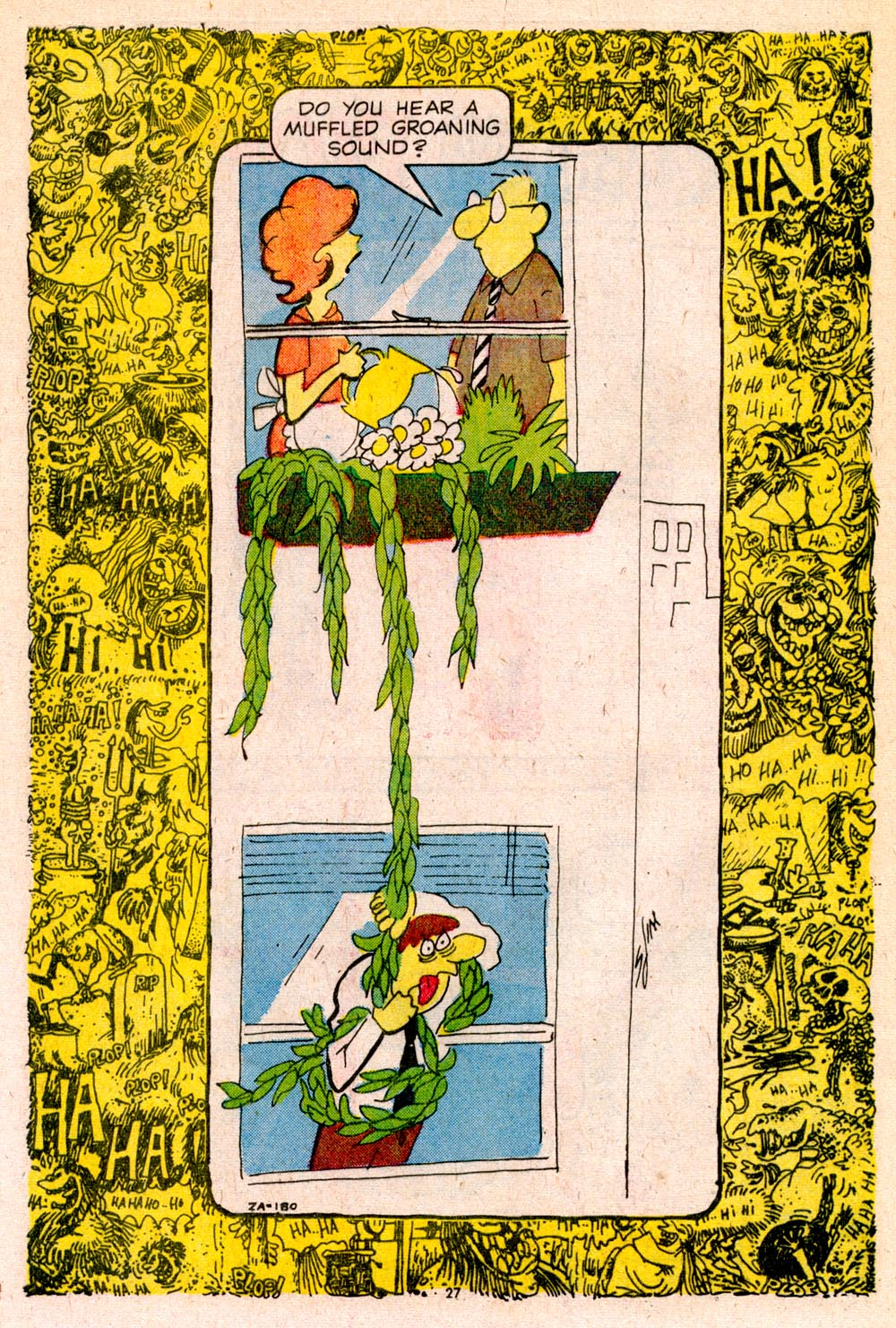 Read online Plop! comic -  Issue #5 - 28