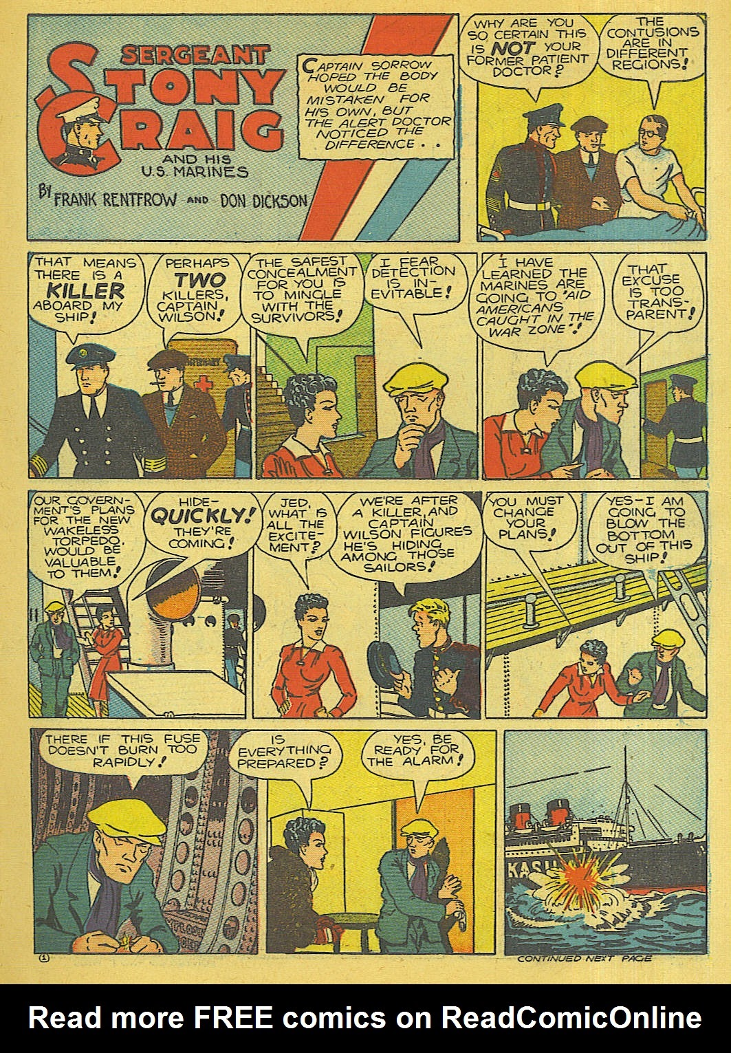 Reglar Fellers Heroic Comics issue 5 - Page 18