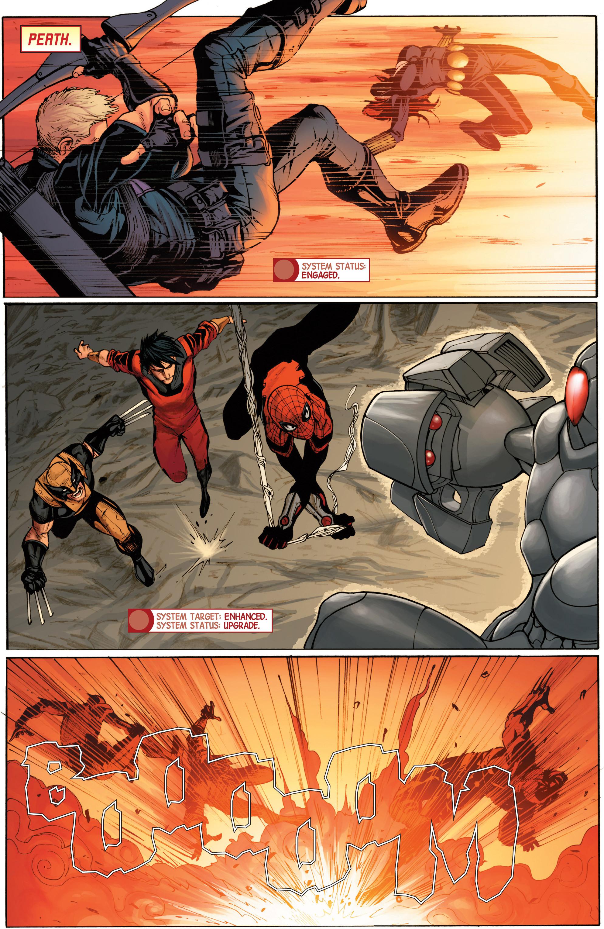 Read online Avengers (2013) comic -  Issue #Avengers (2013) _TPB 3 - 117