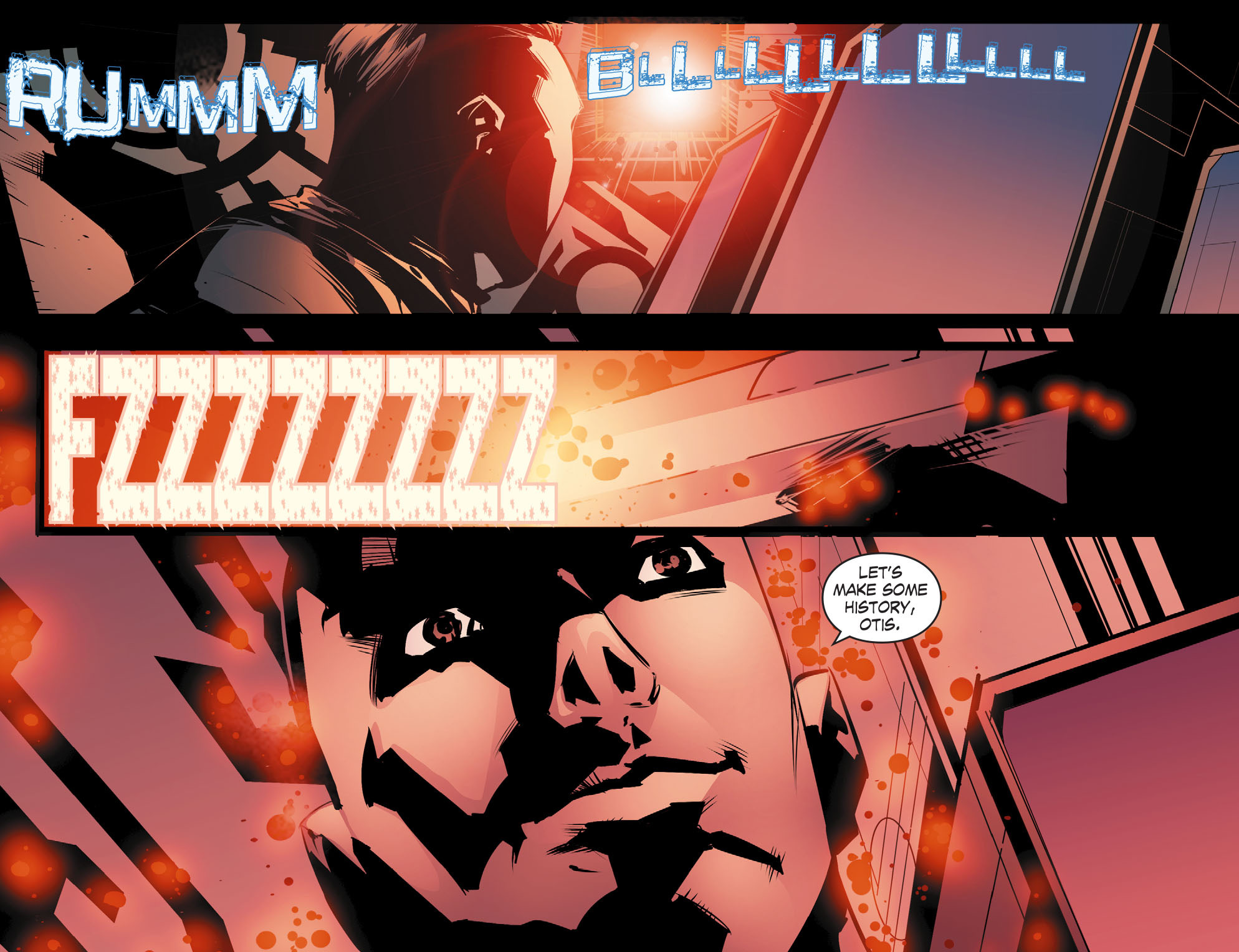 Read online Smallville: Chaos [II] comic -  Issue #8 - 12