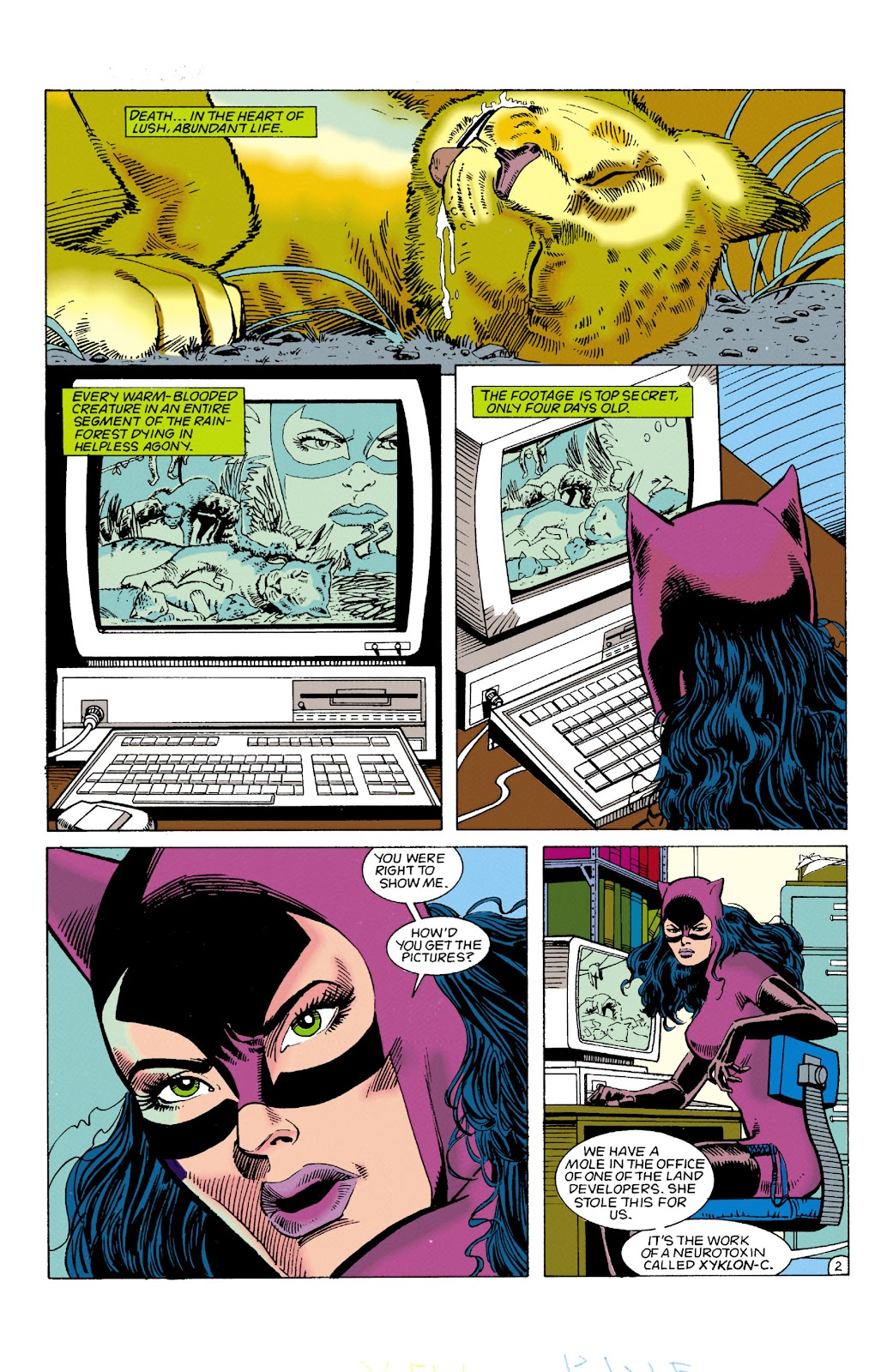 Catwoman (1993) Issue #6 #11 - English 3