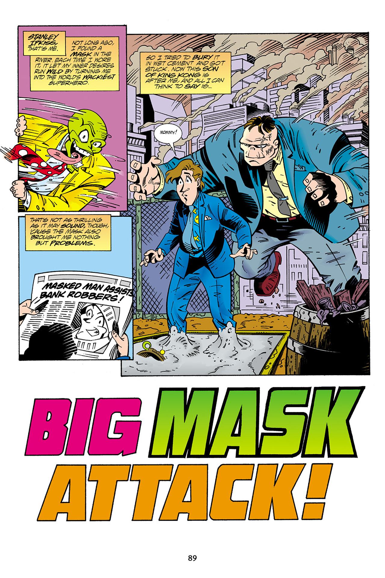 Read online Adventures Of The Mask Omnibus comic -  Issue #Adventures Of The Mask Omnibus Full - 89