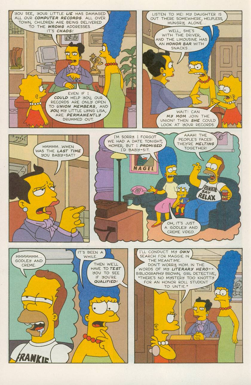 Read online Simpsons Comics comic -  Issue #49 - 11