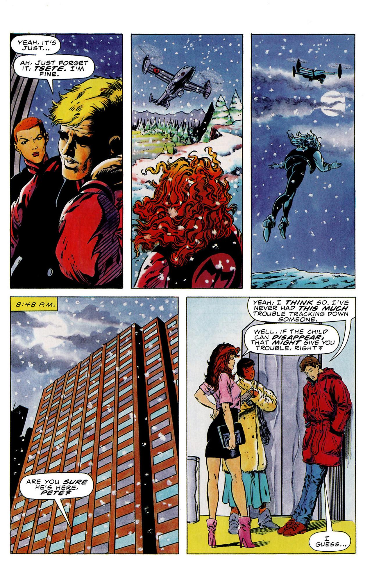 Read online Harbinger (1992) comic -  Issue #15 - 20