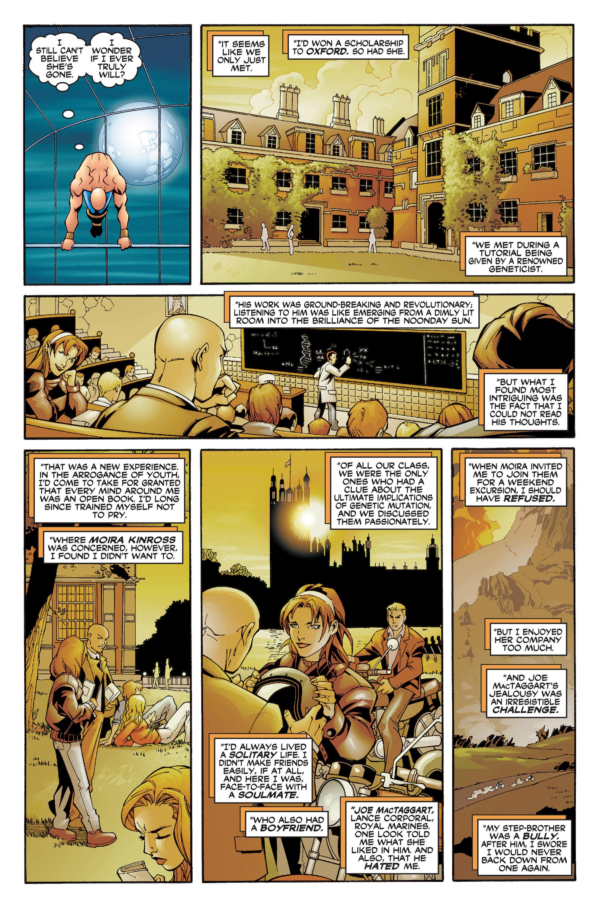 Read online Uncanny X-Men (1963) comic -  Issue #389 - 6