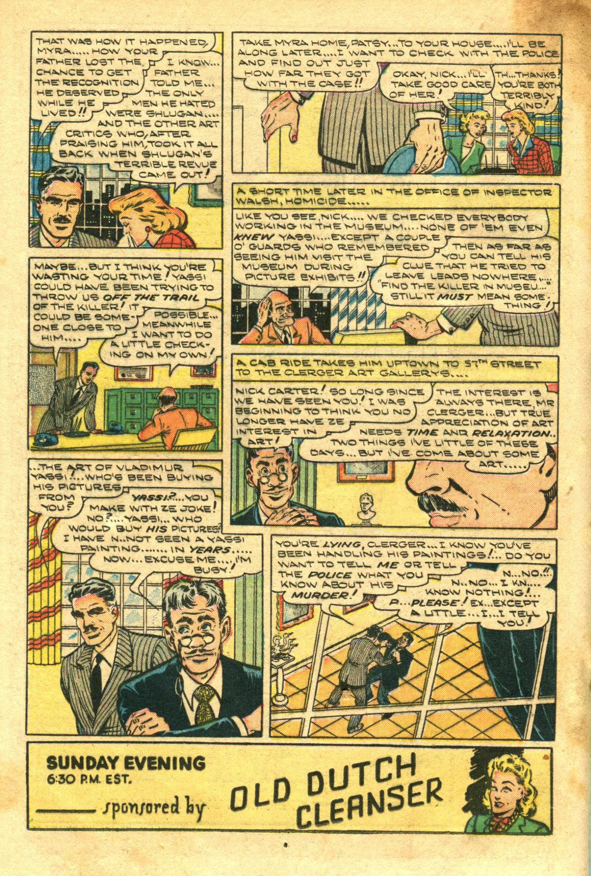 Read online Shadow Comics comic -  Issue #98 - 30