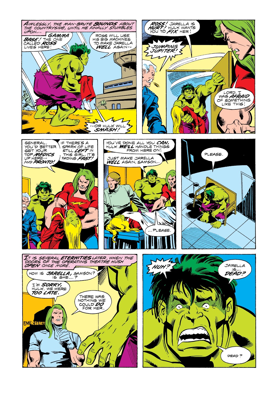 Read online Marvel Masterworks: The Incredible Hulk comic -  Issue # TPB 12 (Part 3) - 8