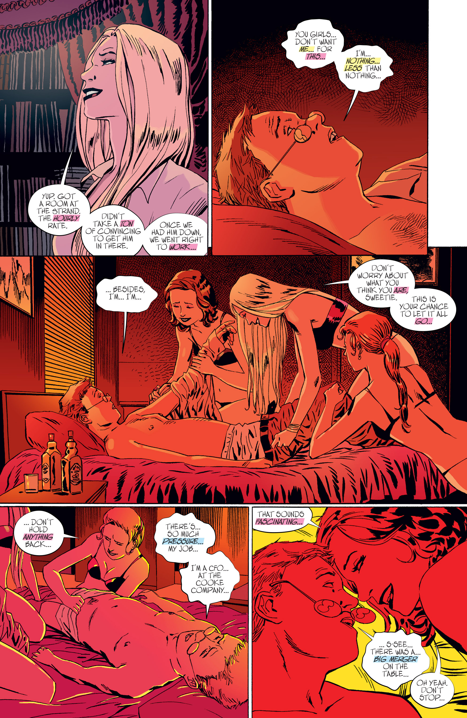 Read online Sex comic -  Issue #23 - 19