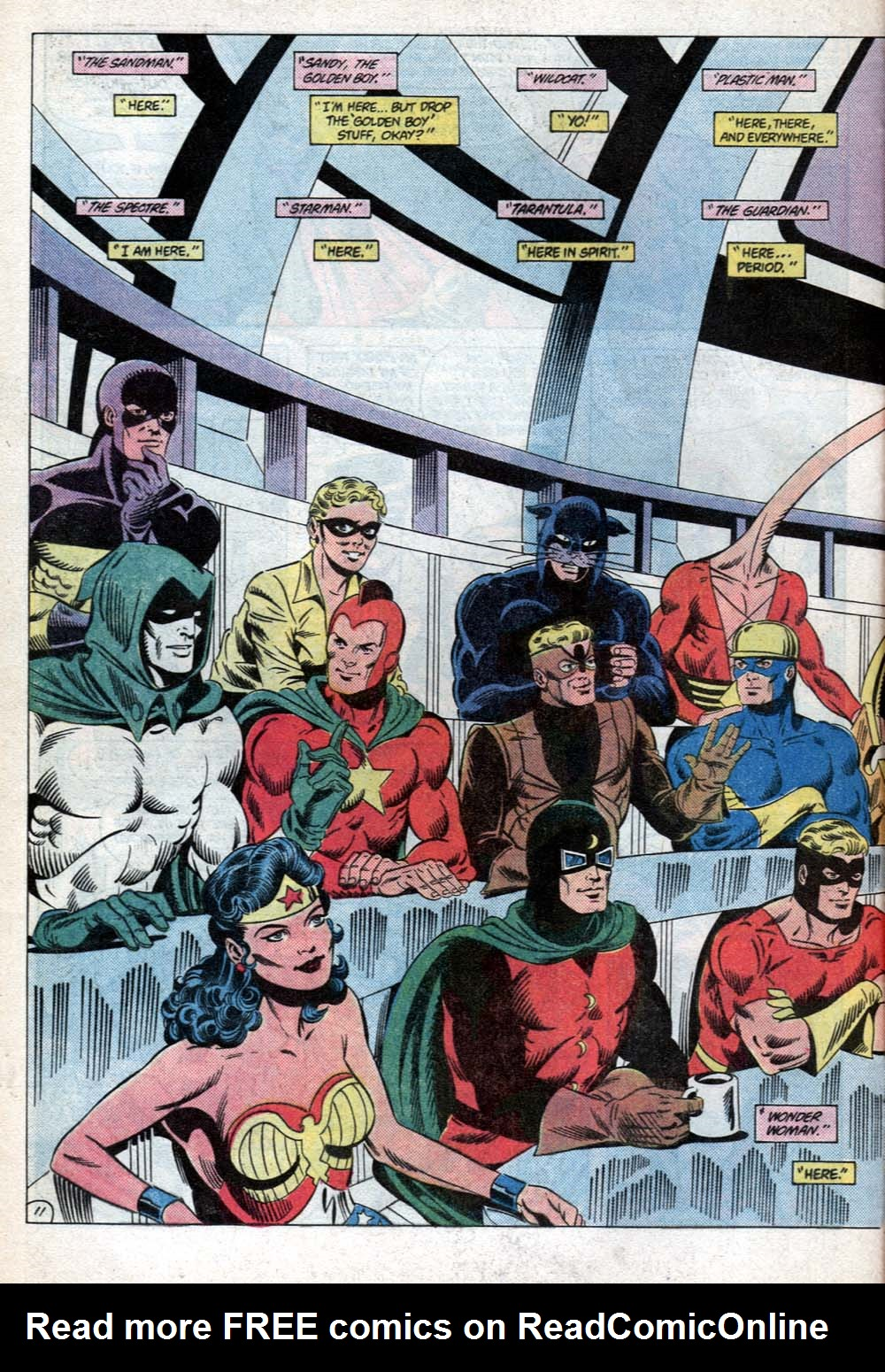 Read online All-Star Squadron comic -  Issue #31 - 14