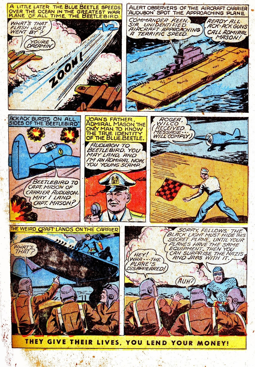 The Blue Beetle issue 31 - Page 7